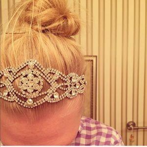 Roaring '20s Rhinestone Headband